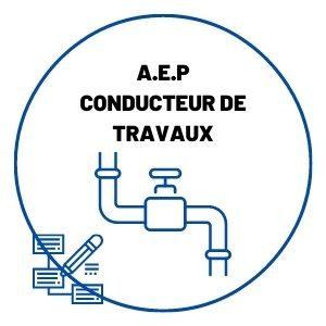 AEP Chargé d'études et conducteurs de travaux