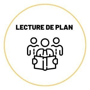 Lecture de plan Bâtiment