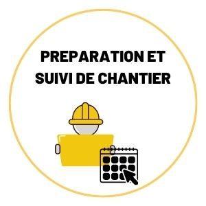 Préparation de chantier