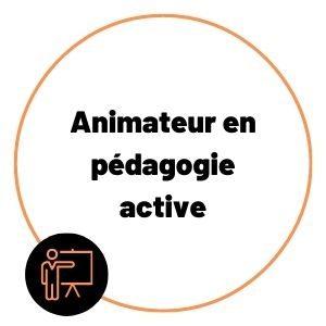 Animateur en pédagogie active